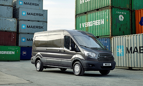Sales of a new Ford Transit will start in July