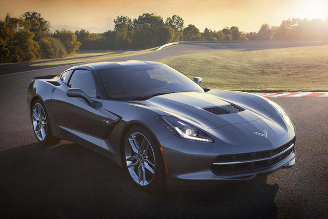 Chevrolet Corvette Stingray: не всё так плохо у General Motors