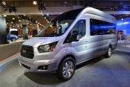 Новый комфортный Ford Transit 2015