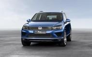 Volkswagen Touareg 2014 обновится этим летом