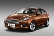 Ford Escort 2014 в Пекине: роскошная бережливость Востока