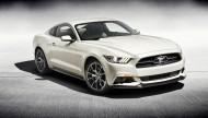 Ford Mustang 50 Year Limited Edition скоро появится в продаже