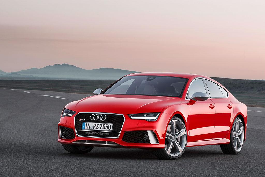 Audi RS 7 Sportback 2015 yeniləndi
