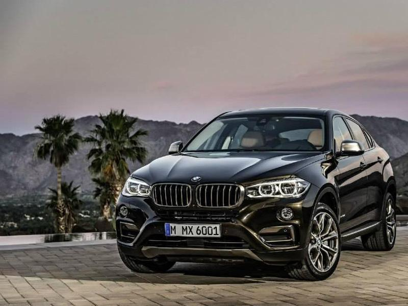 Yeni BMW X6 2015-in ilk fotoları