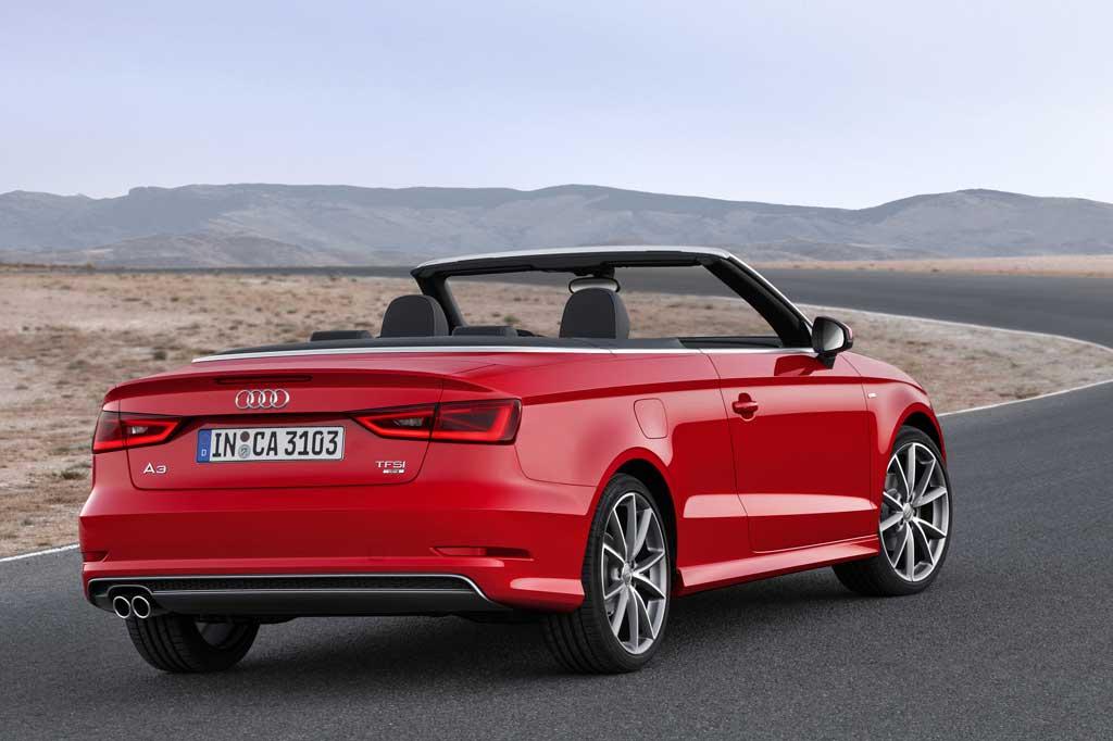 """Audi A3 1.4 TFSI ultra kabriolet: Audi modelləri sırasına daha bir """"ultra"""" əlavə olundu"""