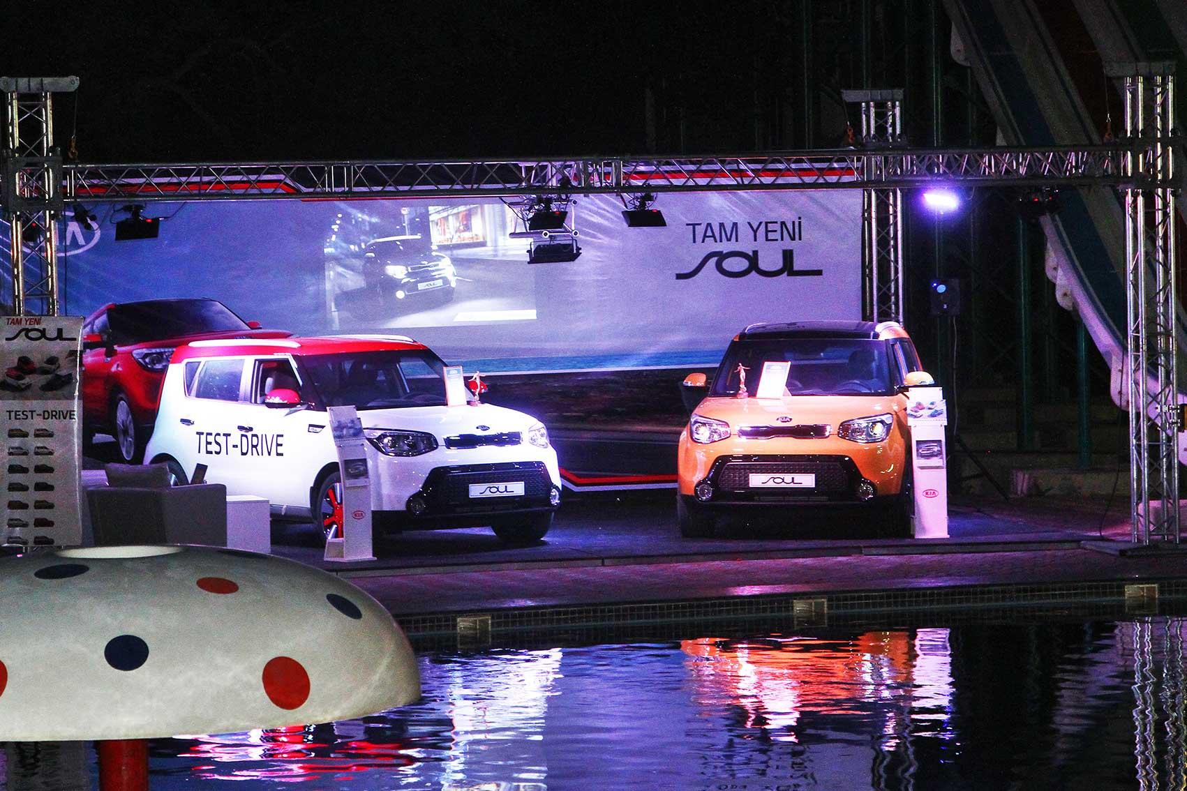 Kia Motors Azərbaycan XI Caspian Motor Show-da