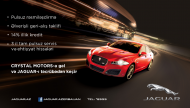 Yeni əlverişli aksiyada Jaguar avtomobilləri