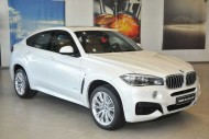 Yeni BMW X6 2015 Azərbaycanda