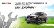 Honda, Mazda, Subaru və Mitsubishi sahiblərinə şad xəbər