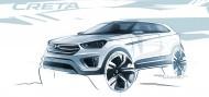 Раскрыта внешность нового маленького кроссовера Hyundai