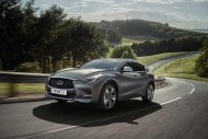 Yeni premium kompakt avtomobil İnfiniti Q30 təqdim edildi!