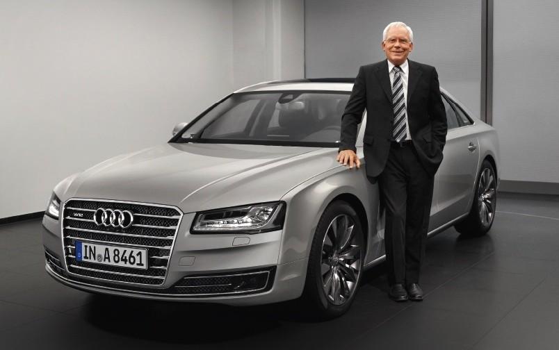 Топ-менеджер Audi уволился из-за «Дизельгейта»
