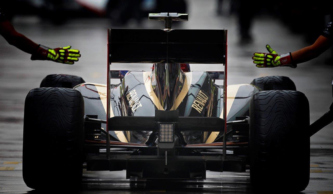 Renault объявляет о создании собственной команды в Формуле-1
