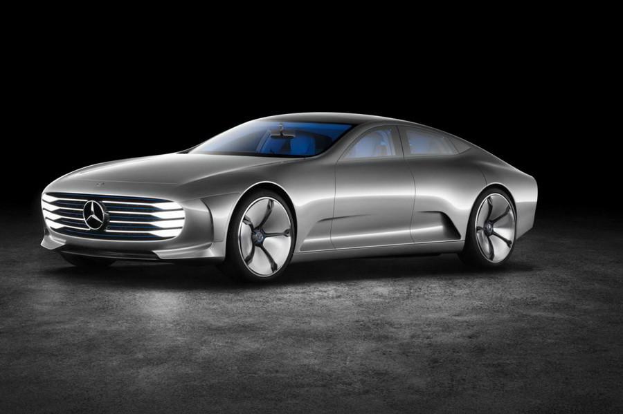 Mercedes-Benz готовит четыре электромобиля