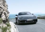 Porsche 718 Boxster -  Новые среднемоторные родстеры с четырехцилиндровыми двигателями