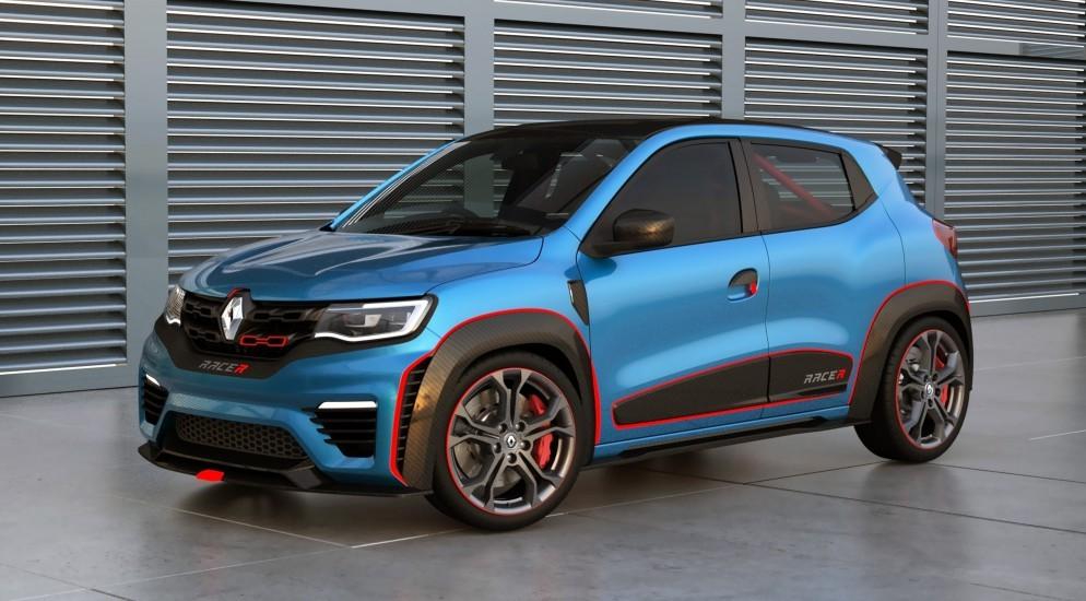 Самый дешёвый Renault: показаны неожиданные версии