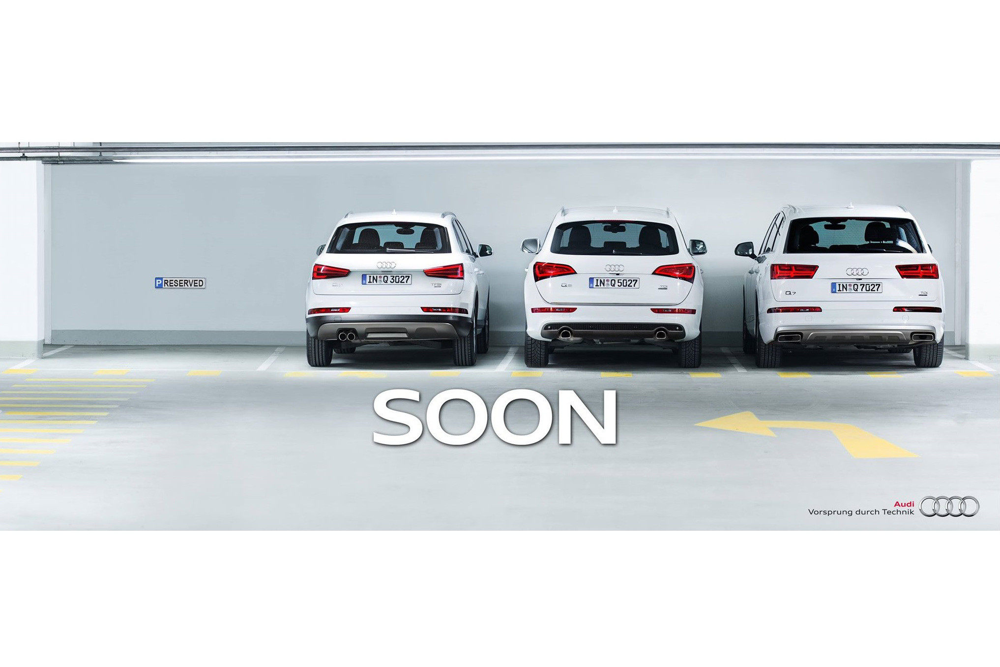 Audi готовит новый маленький кроссовер