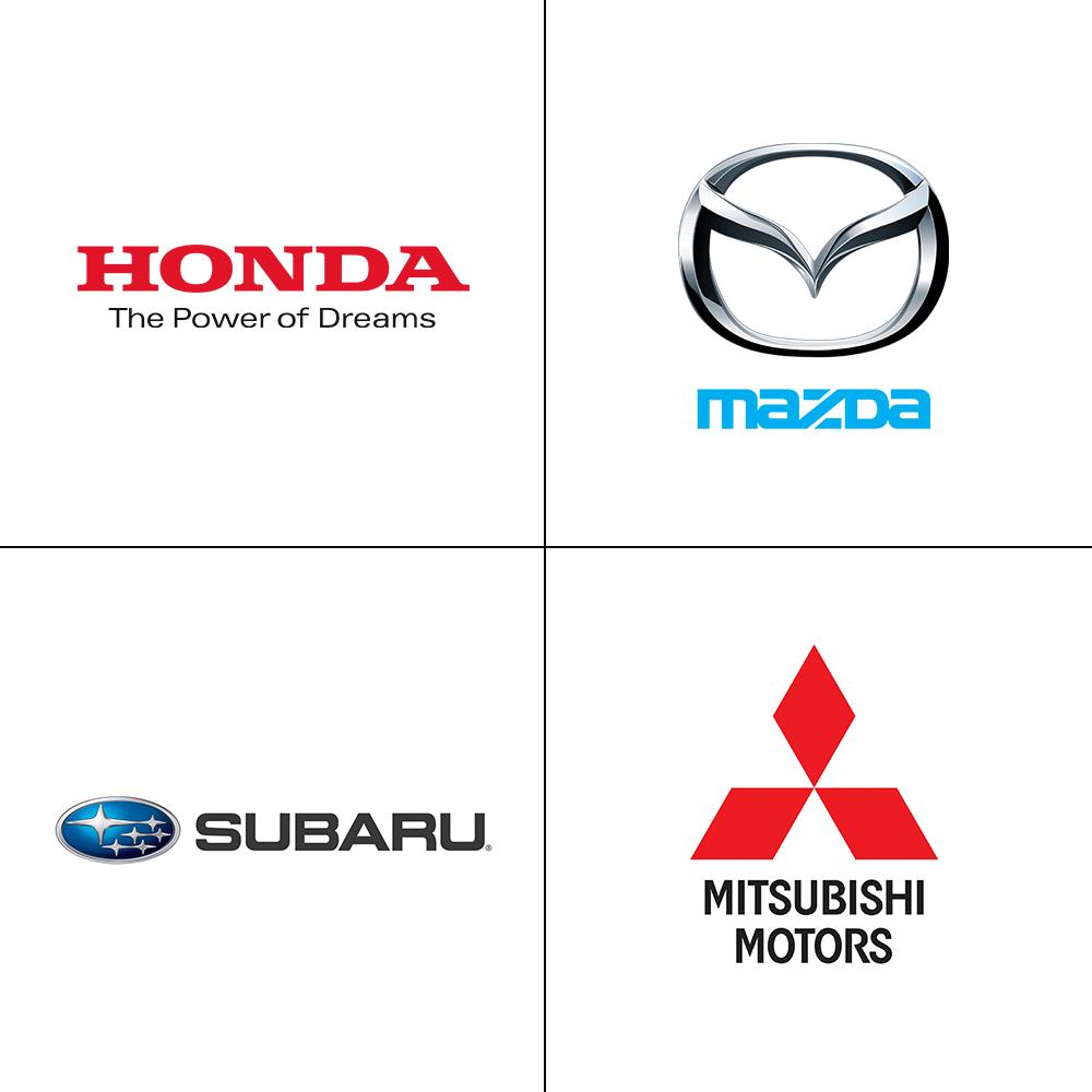 Mazda, Honda, Mitsubishi və Subaru 0%-lə!