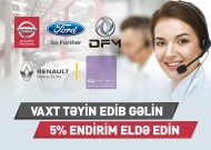 Nurgün Motors Yeni Kampaniyaya Start Verdi!