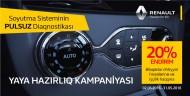 """""""Renault Azərbaycan""""dan Möhtəşəm Servis Kampaniyasına Start Verildi!"""