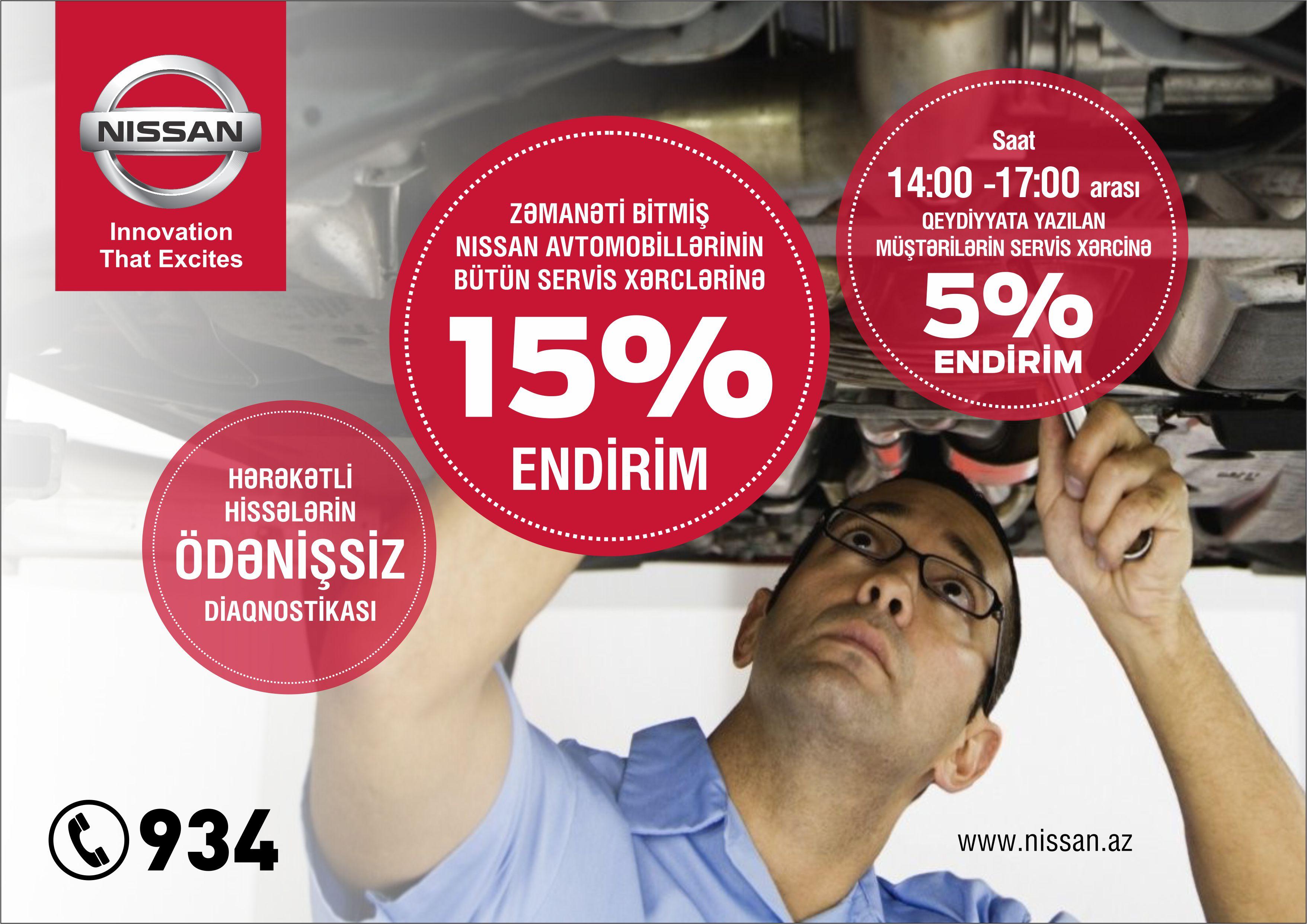 """""""Nurgün Motors"""" müştərilərini sevindirməyə davam edir!"""
