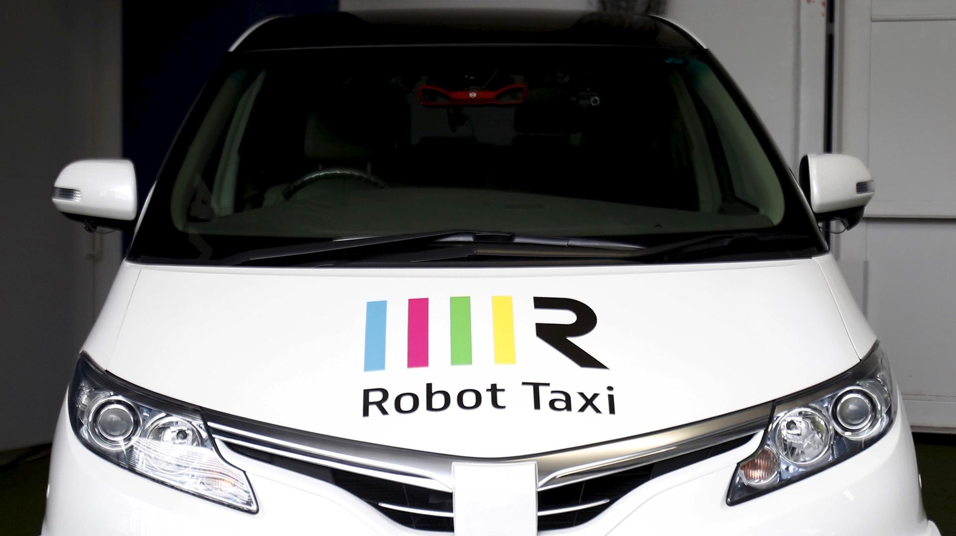 В Сингапуре заработало первое в мире беспилотное такси