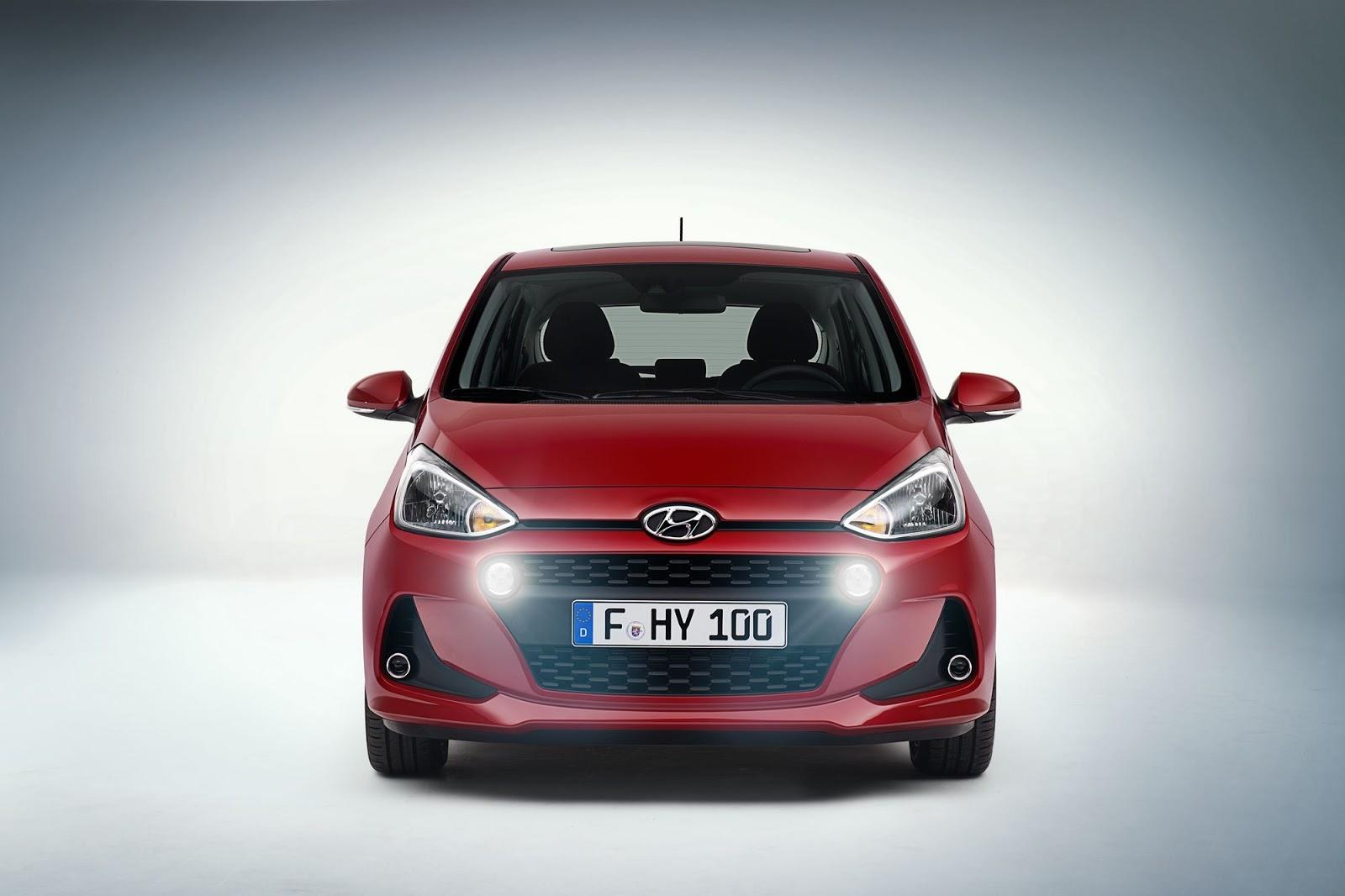 Одна из самых маленьких моделей Hyundai пережила обновление