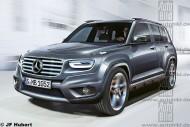 Mercedes выпустит «мини-Гелендеваген»: новые подробности