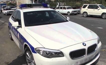 Yol polisindən Yeni il XƏBƏRDARLIĞI