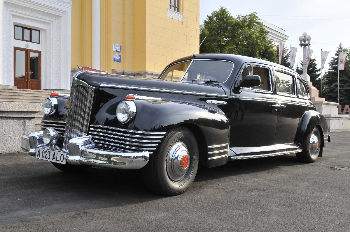 Stalinin sevimli avtomobili 200 milyona satılır