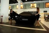 Alfa Romeo markasının ilk krosoveri Stelvio artıq Bakıda! – FOTO