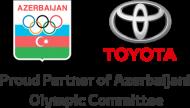 Azərbaycan Milli Olimpiya Komitəsi və Toyota arasında tərəfdaşlıq