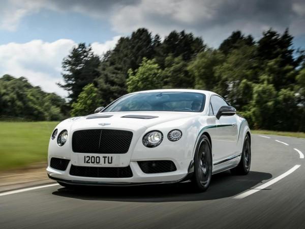Bentley Continental GT3-R - Bentley tarixində ən sürətli avtomobil